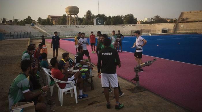چیمپئنز ٹرافی کیلئے پاکستانی کھلاڑیوں کا فٹنس لیول بہت کم ہے: آسٹریلین ٹرینر