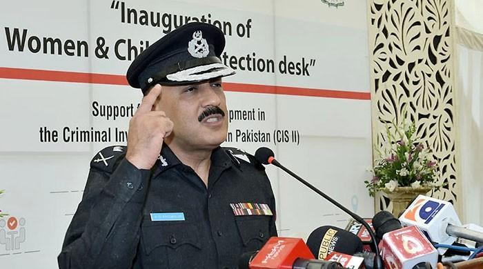کراچی کا امن مستقل نہیں، حالات پھر خراب ہوسکتے ہیں: آئی جی سندھ