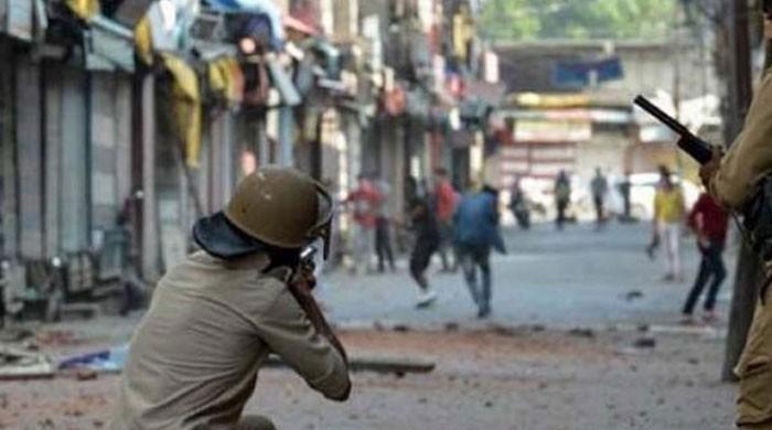 بھارتی فورسز نے عید کے روز بھی 2 کشمیریوں کو شہید کردیا