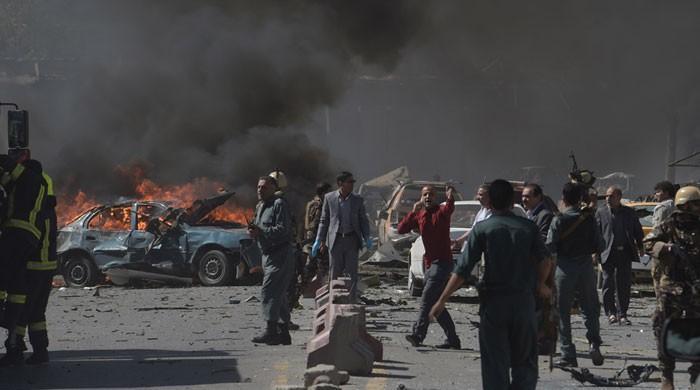 افغانستان کے شہر جلال آباد میں خودکش حملہ، 18 افراد ہلاک