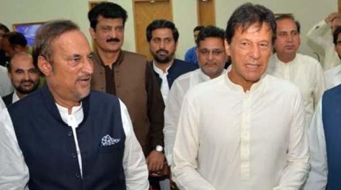 این اے 53 اعتراضات: عمران خان نے وکیل کے ذریعے تحریری جواب جمع کرادیا