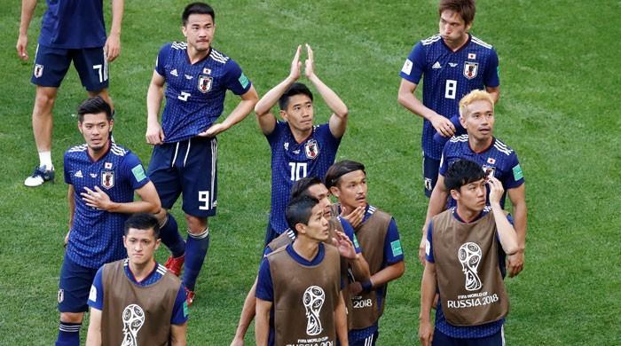 فیفا ورلڈکپ: ایشین سپرپاور جاپان کا فاتحانہ آغاز