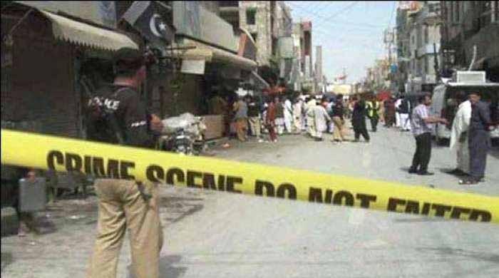 کوئٹہ: پولیس اہلکار کی گاڑی پر فائرنگ، 2 افراد جاں بحق