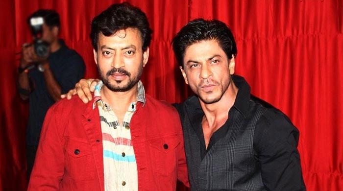 شاہ رخ خان نے کینسر سے لڑتے عرفان خان کی کیسے مدد کی؟