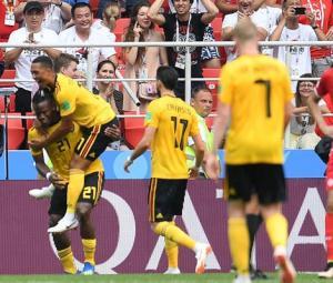 فیفا ورلڈ کپ: بیلجیم کے ہاتھوں تیونس کو بدترین شکست