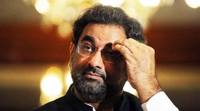 این اے 57: سابق وزیراعظم شاہد خاقان عباسی تاحیات نااہل قرار