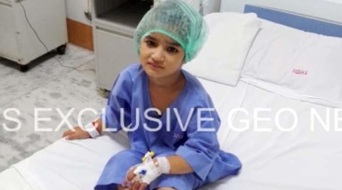 بھارت میں انتقال کرجانے والی پاکستانی بچی کی میت پاکستان پہنچ گئی