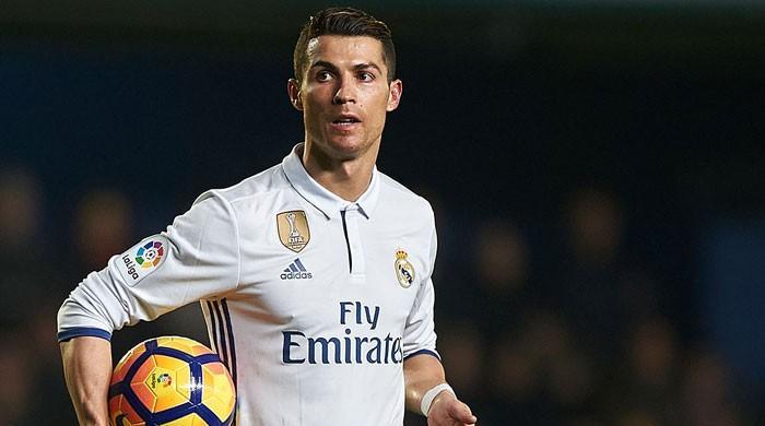 اسٹار فٹبالر کرسٹیانو رونالڈو نے ریال میڈرڈ کو خیر باد کہہ دیا