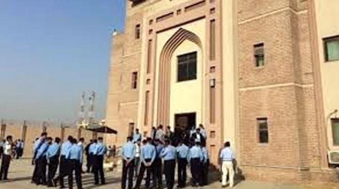 نواز شریف کی العزیزیہ ریفرنس دوسری عدالت منتقل کرنے کی درخواست خارج