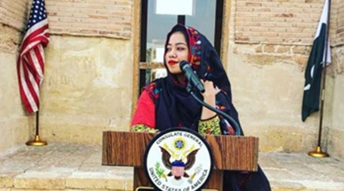 پاکستان کی اریجہ صدیقی کینیڈا میں پارلیمنٹ آف ورلڈ ریلیجن ایونٹ کیلئے مدعو