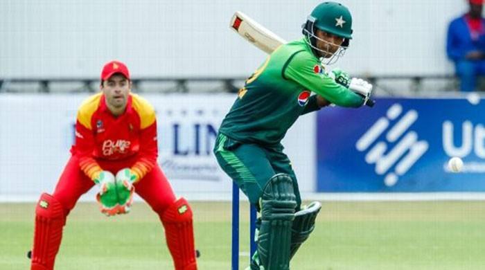 دوسرا ون ڈے: پاکستان نے زمبابوے کو 9 وکٹ سے شکست دیدی