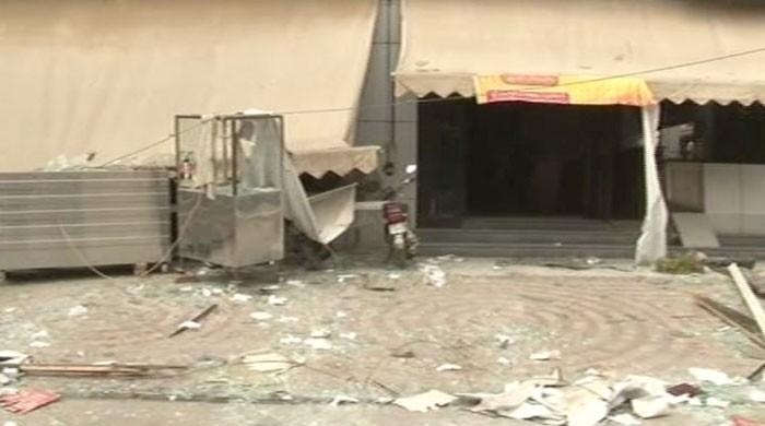 ملتان: ہوٹل میں دھماکے سے 2 بچوں سمیت 3 افراد جاں بحق