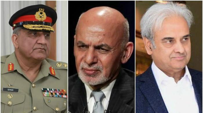 افغان صدر کی پاک افغان سرحد پرسیکیورٹی بہتر بنانے کی یقین دہانی