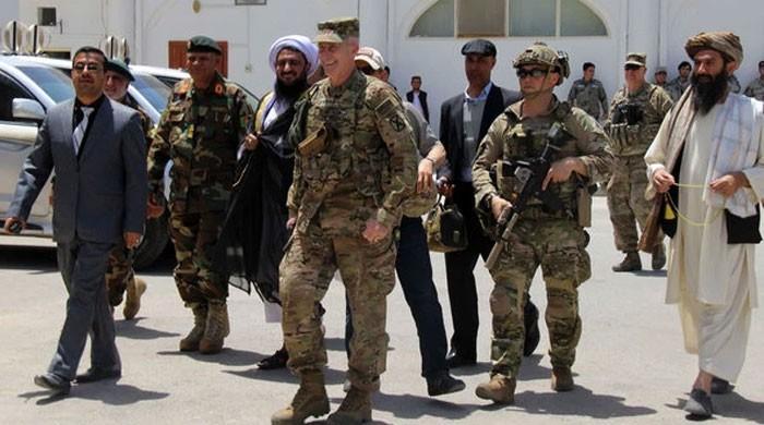 امریکا افغان طالبان سے براہ راست مذاکرات کیلئے تیار