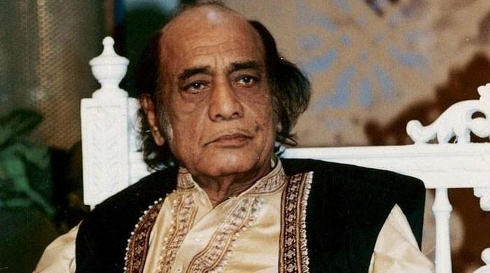 شہنشاہ غزل مہدی حسن کو91 ویں سالگرہ پر گوگل کا بھی خراج عقیدت