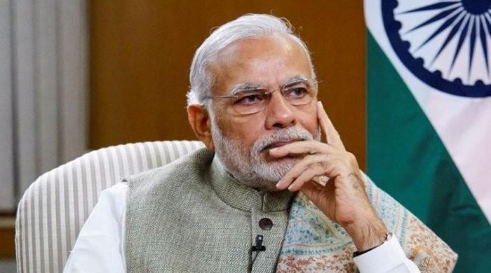بھارتی وزیراعظم نریندر مودی کیخلاف تحریک عدم اعتماد آج پیش کی جائیگی