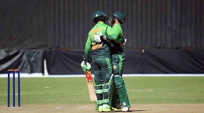 پاکستان بمقابلہ زمبابوے، گرین شرٹس نے بڑے بڑے ریکارڈز توڑ ڈالے