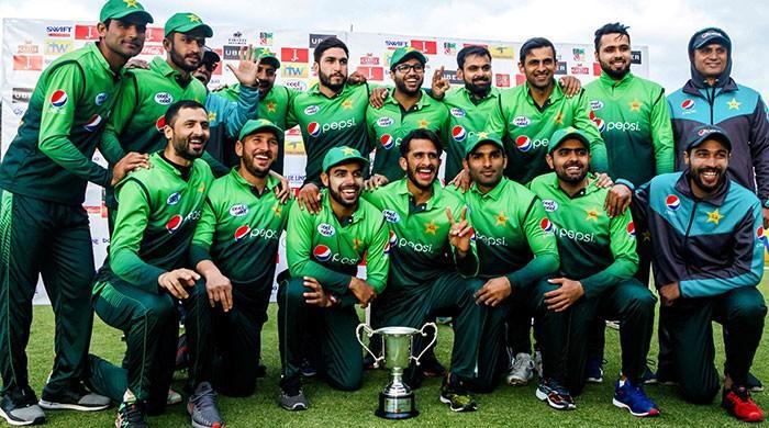پاکستان نے زمبابوے کیخلاف ون ڈے سیریز 0-5 سے اپنے نام کرلی