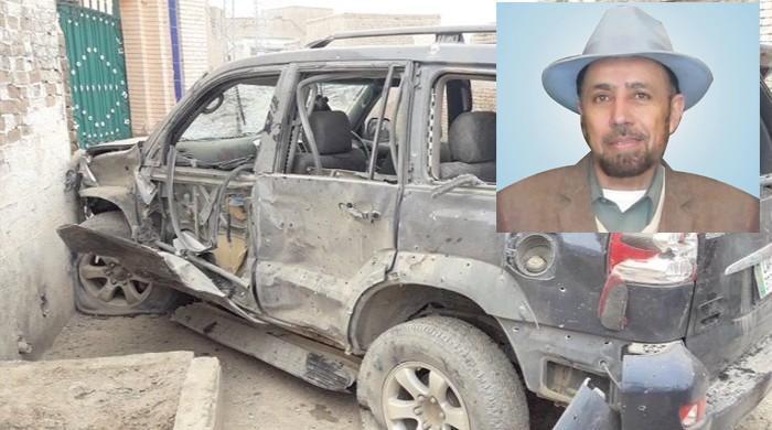 ڈی آئی خان میں خودکش دھماکا: پی ٹی آئی امیدواراکرام گنڈاپور سمیت 4 افراد زخمی