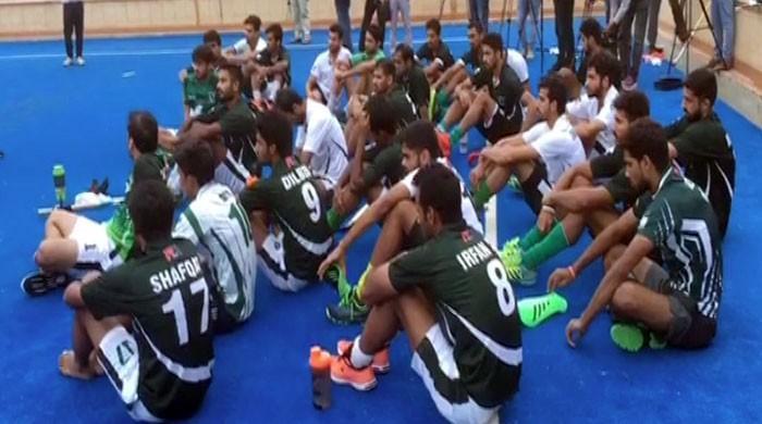 قومی ہاکی ٹیم کے کھلاڑیوں کا ایشین گیمز میں شرکت سے انکار