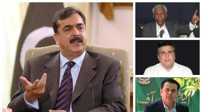 دو جمہوری ادوار میں 4 سیاستدان توہین عدالت کے جرم میں نااہل ہوئے
