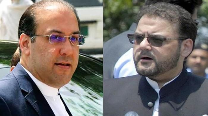 حسن اور حسین نواز کے ریڈ وارنٹ کے لیے انٹرپول سے رابطہ