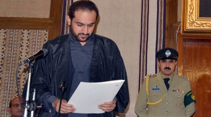 عبدالقدوس بزنجو اسپیکر اور بابر موسیٰ خیل ڈپٹی اسپیکر بلوچستان اسمبلی منتخب
