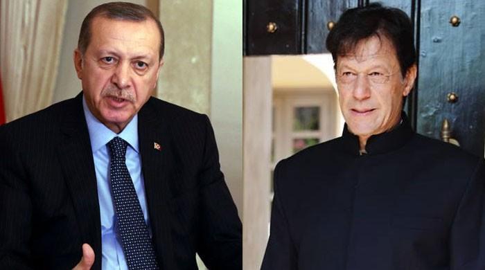 امید ہے عمران خان کے دور میں پاک ترک تعلقات مزید بہتر ہوں گے، ترک صدر