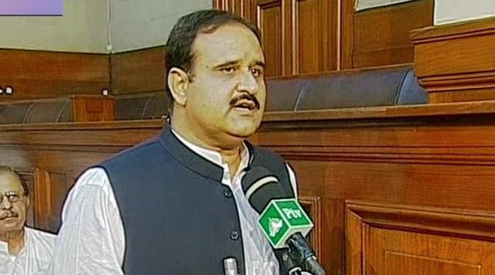 تحریک انصاف کے عثمان بزدار وزیراعلیٰ پنجاب منتخب