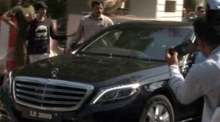نواز شریف، مریم اور صفدر لاہور سے اڈیالہ جیل منتقل