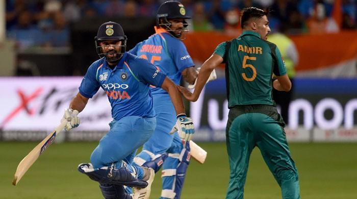 بھارت نے یکطرفہ مقابلے کے بعد پاکستان کو شکست دیدی