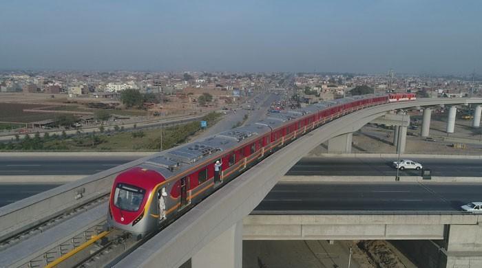جھوٹی خبر: لاہور اورنج لائن دنیا کا مہنگا ترین میگا ٹرانزٹ منصوبہ بن گیا