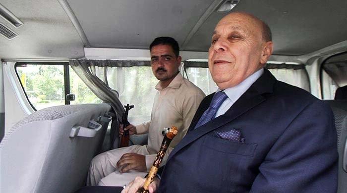 منی لانڈرنگ کیس میں گرفتار ملزم انور مجید اسپتال سے جیل منتقل