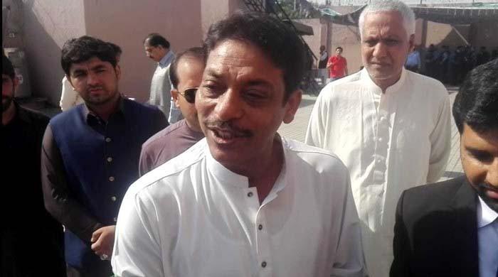 فیصل رضا عابدی کو جوڈیشل ریمانڈ پر اڈیالہ جیل بھیجنے کا حکم
