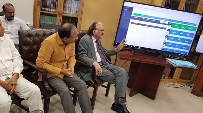 الیکشن کمیشن نے انتخابی نتائج کیلئے آر ٹی ایس اور آر ایم ایس سسٹم فعال کردیا
