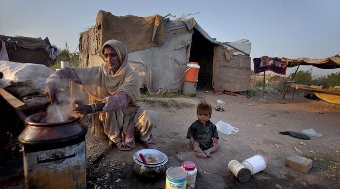 بلوچستان کی دو تہائی اکثریت ہمہ جہت غربت کا شکار