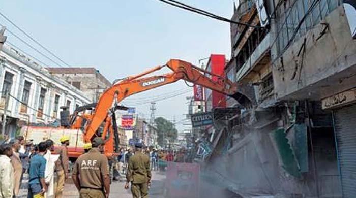لاہور: تجاوزات کیخلاف آپریشن میں 3757 کنال اراضی واگزار کرائی گئی، رپورٹ