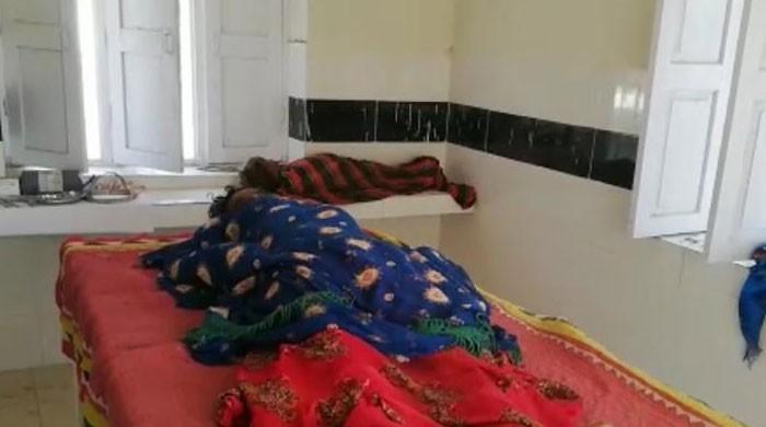 تھر میں غربت سے تنگ بیوہ خاتون کی بچی سمیت خود کشی