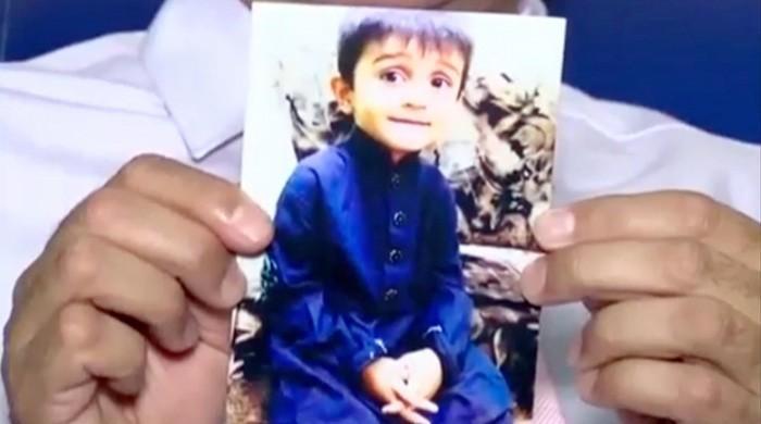 برطانوی نژاد پاکستانی بچے کا اغوا،قتل: والدین کی چیف جسٹس، وزیراعظم سےانصاف کی اپیل