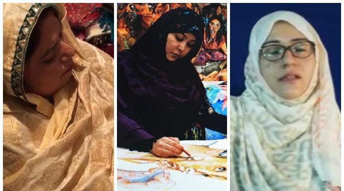 کوئٹہ کی وہ باہمت خواتین، جنہوں نے جسمانی معذوری کو چیلنج سمجھ کر قبول کیا