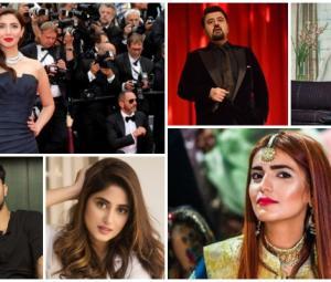 رواں برس تنقید اور تنازعات کی زد میں رہنے والے پاکستانی اسٹارز