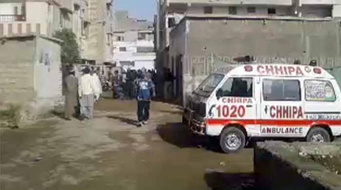 کراچی: شاہ فیصل کالونی میں فیکٹری میں جنریٹر کا دھواں بھرنے سے 3 افراد جاں بحق