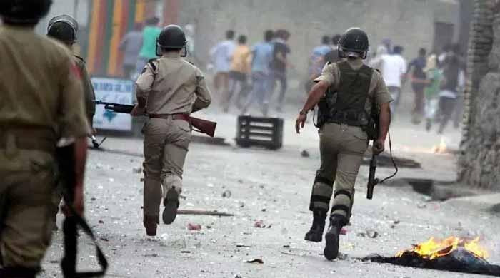 قابض بھارتی فوج نے 1989 سے اب تک 95 ہزار سے زائد کشمیریوں کو شہید کیا: رپورٹ