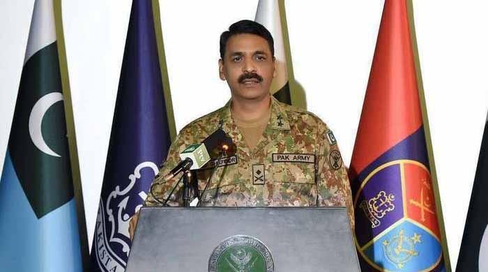 'شکریہ برٹش ایئر ویز، ہمیں آگے ہی جانا ہے': ترجمان پاک فوج