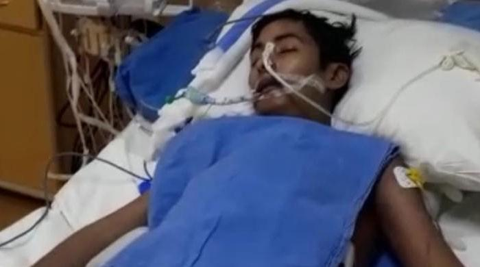 بھارت میں زندگی اور موت سے لڑتا پاکستانی نوجوان مسیحا کا منتظر