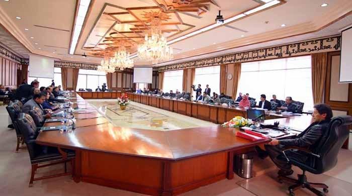 وفاقی کابینہ کا 172 افراد کے نام ای سی ایل جائزہ کمیٹی کو بھیجنے کا فیصلہ