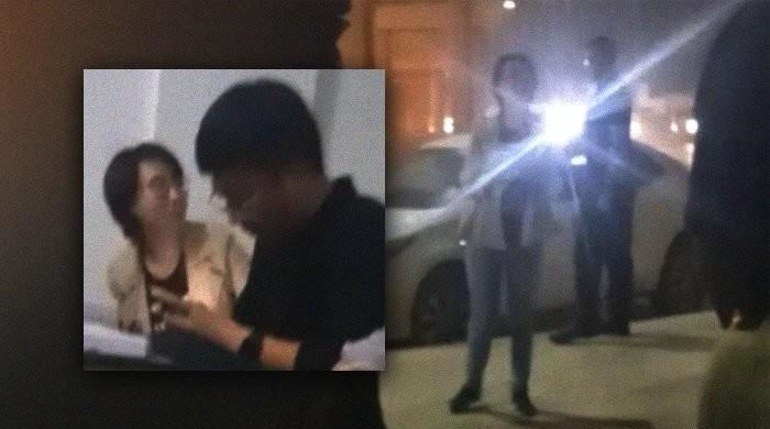 چینی جوڑے کی باہمی ناراضگی پر کراچی پولیس کی دوڑیں لگ گئیں