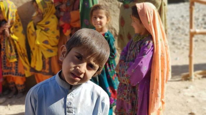 بلوچستان میں بچوں کو شدید غذائی قلت کا سامنا