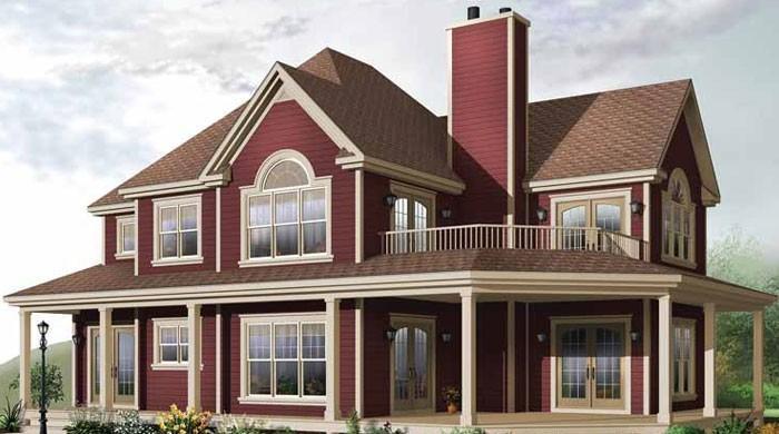گھر کی تعمیر کا پرانا طریقہ بھول جائیں، جدید اور آسان تکنیک اپنائیں