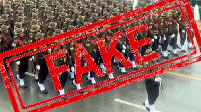 بھارتیوں نے زیادہ سے زیادہ لائیکس کیلئے فوجیوں کی جعلی تصاویر پھیلا دیں